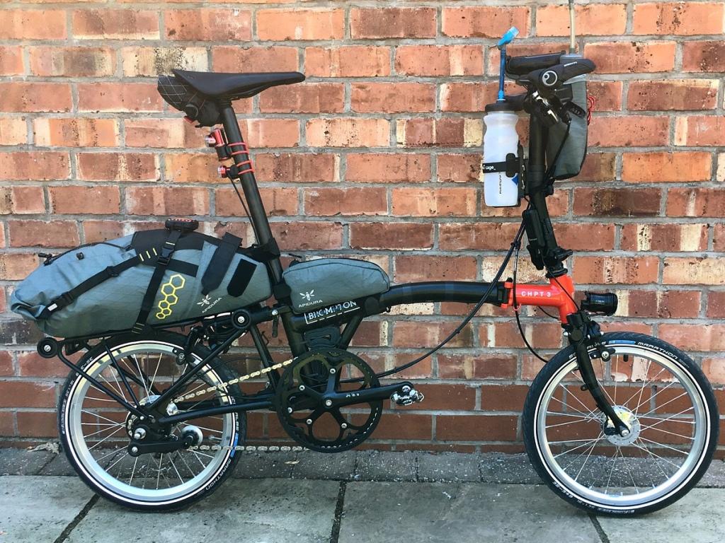 bike profile